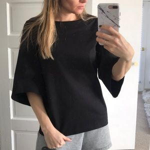 COS cocoon style top